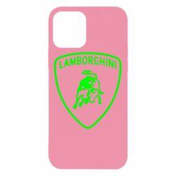 Чохол для iPhone 12/12 Pro Lamborghini Auto