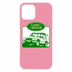 Чохол для iPhone 12/12 Pro Land Rover