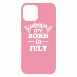Чехол для iPhone 12/12 Pro Legends are born in July