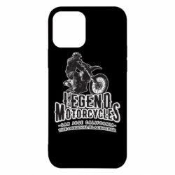 Чохол для iPhone 12/12 Pro Legends motorcycle