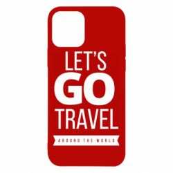 Чохол для iPhone 12/12 Pro Let's go travel around the world