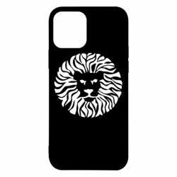 Чехол для iPhone 12/12 Pro лев