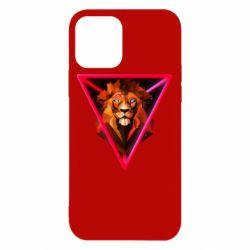 Чохол для iPhone 12/12 Pro Lion art