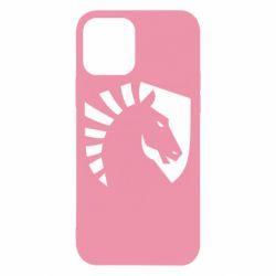 Чохол для iPhone 12/12 Pro liquid logo