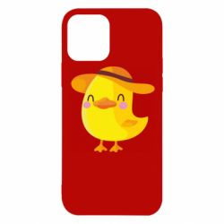 Чехол для iPhone 12/12 Pro Little chicken