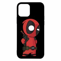 Чохол для iPhone 12/12 Pro Little Deadpool