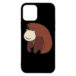 Чехол для iPhone 12/12 Pro Little monkey