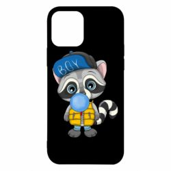 Чехол для iPhone 12/12 Pro Little raccoon