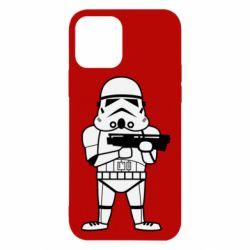 Чохол для iPhone 12/12 Pro Little Stormtrooper