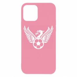 Чохол для iPhone 12/12 Pro Liverpool and soccer ball