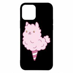 Чехол для iPhone 12/12 Pro Llama Ice Cream