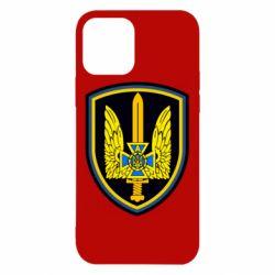 Чехол для iPhone 12/12 Pro Логотип Азов