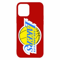 Чехол для iPhone 12/12 Pro Los Angeles Lakers