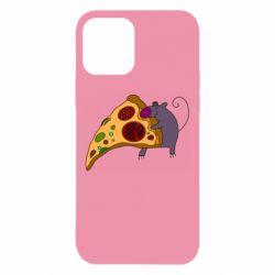 Чехол для iPhone 12/12 Pro Love Pizza 2