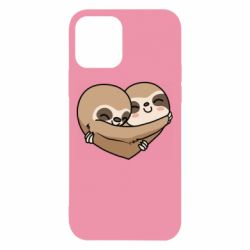 Чохол для iPhone 12/12 Pro Love sloths