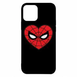 Чохол для iPhone 12/12 Pro Love spider man
