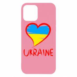 Чохол для iPhone 12/12 Pro Love Ukraine