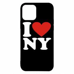 Чохол для iPhone 12/12 Pro Люблю Нью Йорк