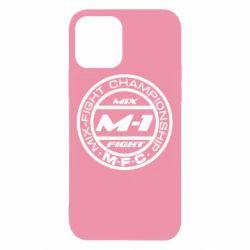 Чехол для iPhone 12/12 Pro M-1 Logo