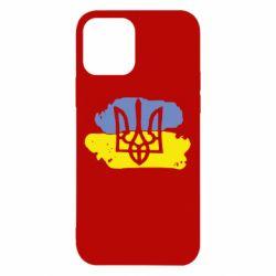 Чехол для iPhone 12/12 Pro Мальований прапор