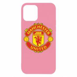 Чохол для iPhone 12/12 Pro Манчестер Юнайтед