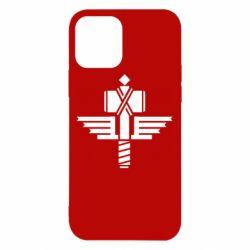 Чохол для iPhone 12/12 Pro Manowar Logo
