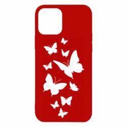 Чохол для iPhone 12/12 Pro Many butterflies