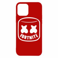 Чохол для iPhone 12/12 Pro Marshmello and Fortnite