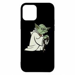 Чехол для iPhone 12/12 Pro Master Yoda
