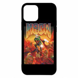 Чехол для iPhone 12/12 Pro Meow Doom