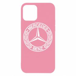 Чохол для iPhone 12/12 Pro Mercedes Логотип