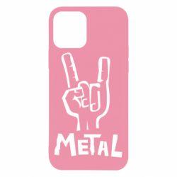 Чехол для iPhone 12/12 Pro Metal