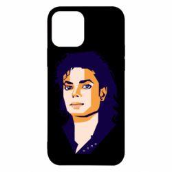 Чохол для iPhone 12/12 Pro Michael Jackson Graphics Cubism