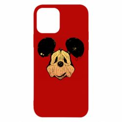 Чехол для iPhone 12/12 Pro Mickey mouse is old
