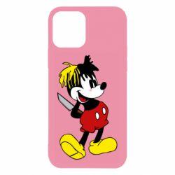 Чохол для iPhone 12/12 Pro Mickey XXXTENTACION