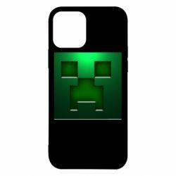 Чехол для iPhone 12/12 Pro Minecraft Face