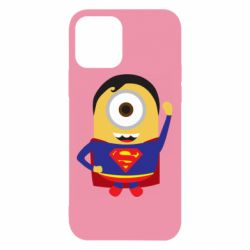 Чохол для iPhone 12/12 Pro Minion Superman