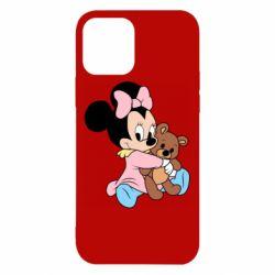 Чохол для iPhone 12 Minnie And Bear