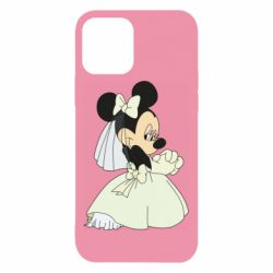 Чехол для iPhone 12/12 Pro Minnie Mouse Bride