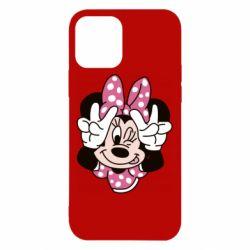 Чохол для iPhone 12/12 Pro Minnie Mouse