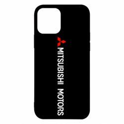 Чохол для iPhone 12/12 Pro Mitsubishi vert