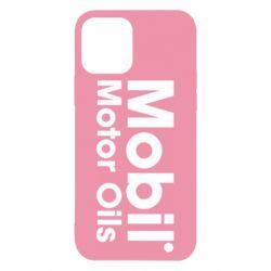 Чехол для iPhone 12/12 Pro Mobil Motor Oils