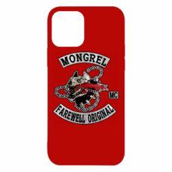 Чохол для iPhone 12/12 Pro Mongrel MC