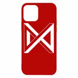 Чохол для iPhone 12/12 Pro Monsta x simbol