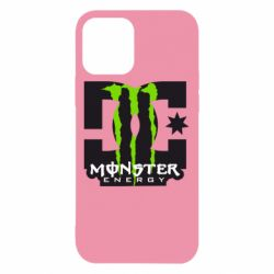 Чохол для iPhone 12/12 Pro Monster Energy DC