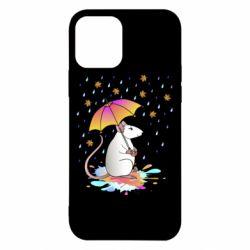 Чохол для iPhone 12 Mouse and rain
