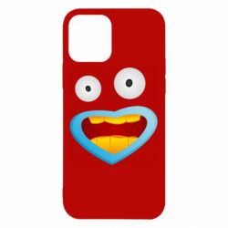 Чохол для iPhone 12 Mouth And Eyes
