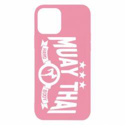 Чохол для iPhone 12/12 Pro Muay Thai Hard Body
