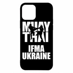 Чехол для iPhone 12/12 Pro Muay Thai IFMA Ukraine