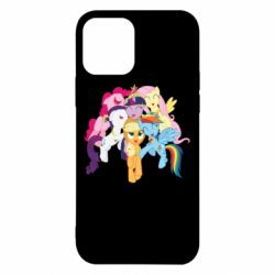 Чехол для iPhone 12/12 Pro My Little Pony
